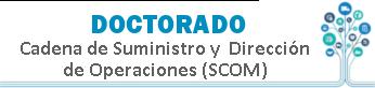 Doctorado SCOM, (abre en ventana nueva)